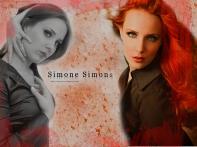 simone simons wallpaper