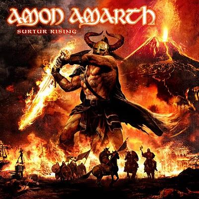 Amon Amarth: descarga de su nuevo álbum