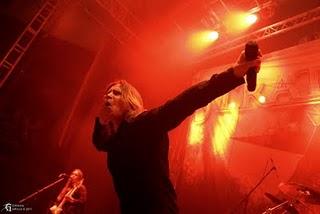 Stratovarius/Helloween: Segunda presentación en México (17-04-11)