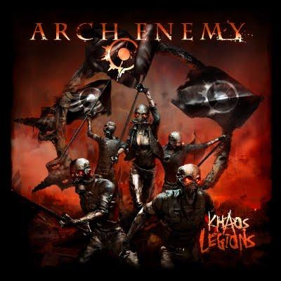 Arch Enemy - Khaos Legions (2011) ***Disponible la descarga del nuevo álbum!