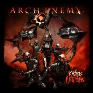 Arch Enemy - Khaos Legions (2011) ***Disponible la descarga del nuevo álbum!