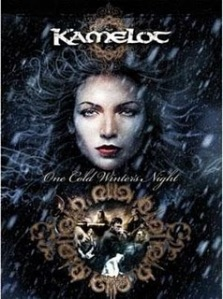 Kamelot- One cold winter`s night (DVD)