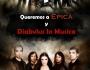 Gira latinoamericana de Epica. Apóyanos para que en esta ocasión les acompañe la banda española Diabvlus InMusica