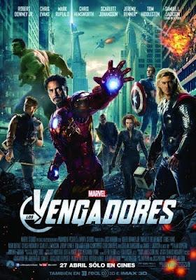 Los vengadores: descarga de la pelicula en audio español latino