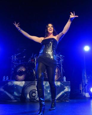 Nightwish with Floor Jansen 2012 14