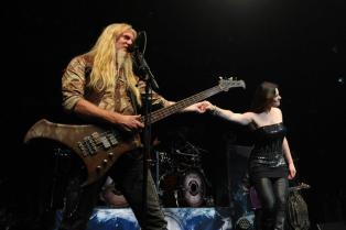 Nightwish with Floor Jansen 2012 3