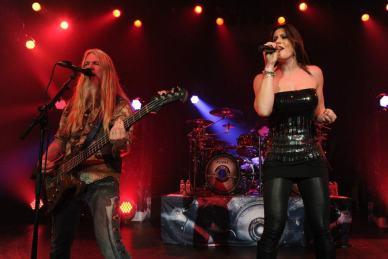 Nightwish with Floor Jansen 2012 9