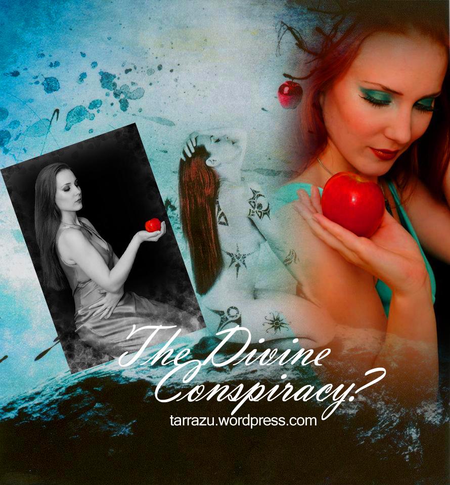 Realmente Simone Simons posó desnuda para la portada de The Divine Conspiracy? (1/2)