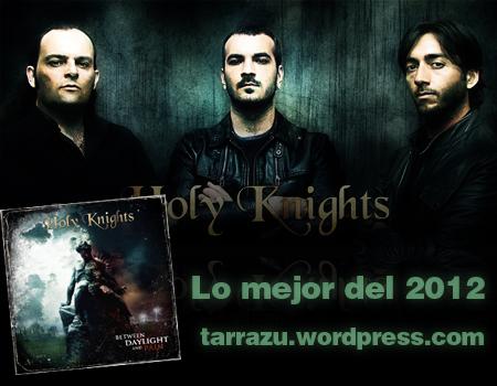 best metal album 2012