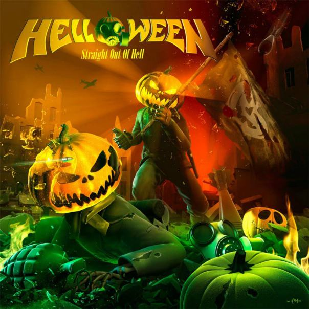 helloween -straight out of hell- 2012