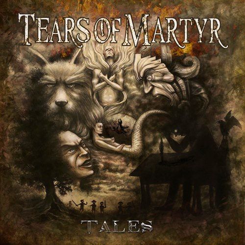 tears of martyr tales cover