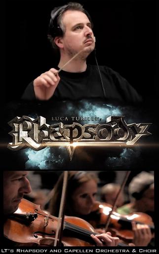 luca turilli´s rhapsody orquestra chorus 2014