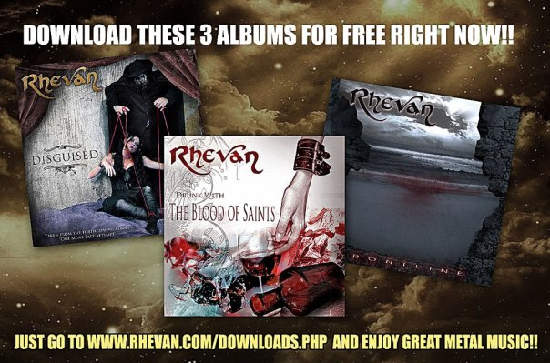 Rhevan descarga 3 album gratis