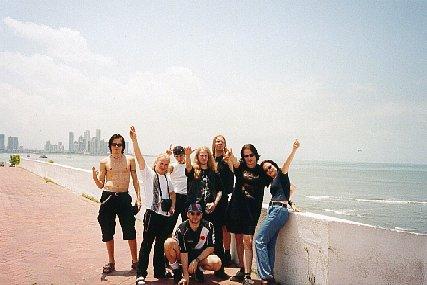 Nightwish en Panamá