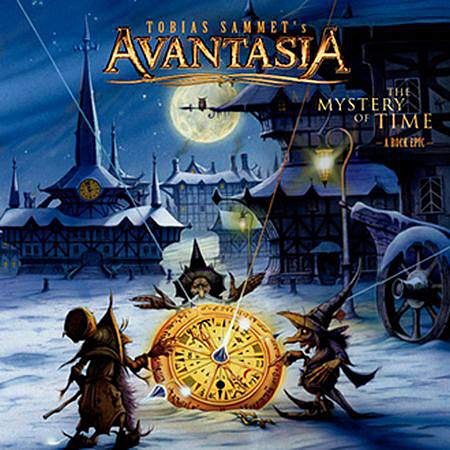 avantasia -the mistery of time