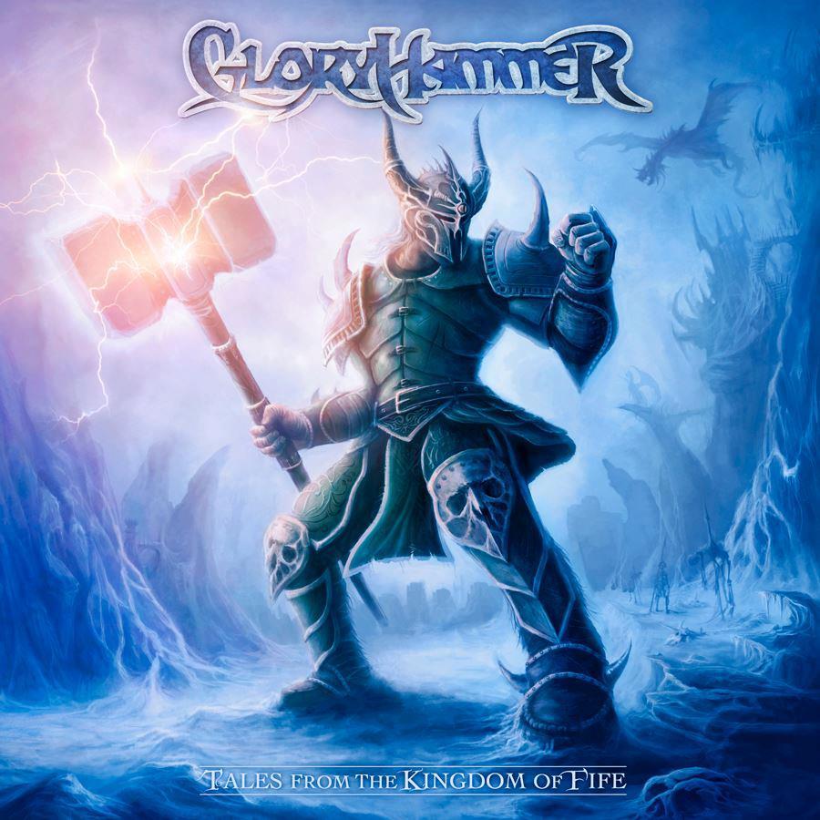 gloryhammer -tales from the kingdomof fife- 2013