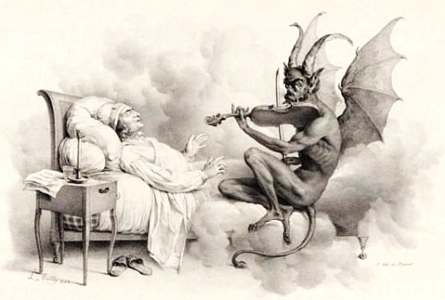 Resultado de imagen para Tartini Violin Sonata in G minor ''Devil's Trill Sonata''