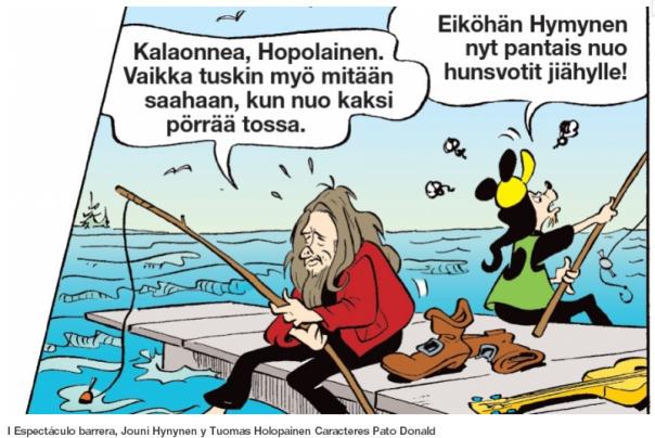 tuomas holopainen pato donald comic tarrazu.wordpress.com