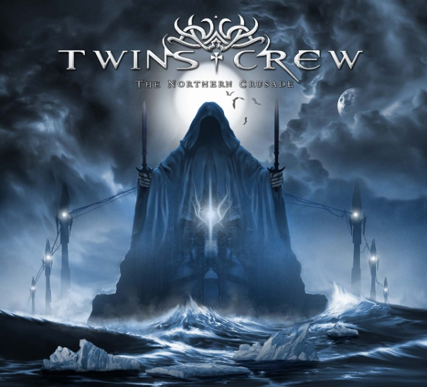 TWINS CREW- The Northern Crusade- cover