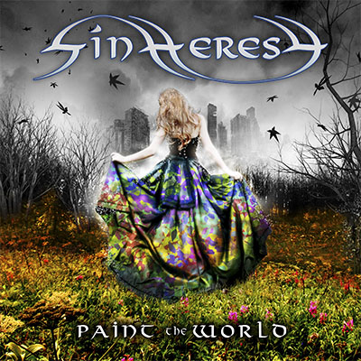 SINHERESY-Paint The World-cover tarrazu.wordpress