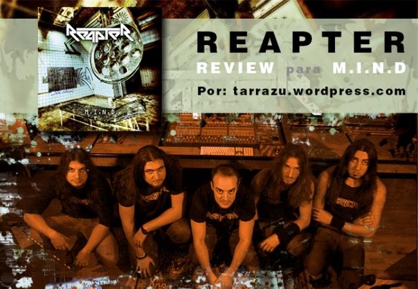 reapter review mind album tarrazu
