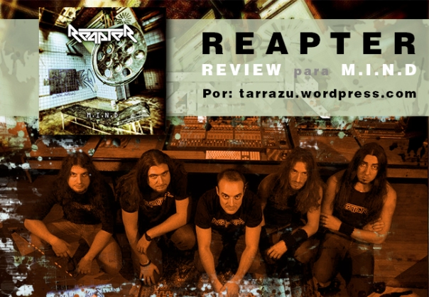reapter review mind album tarrazu