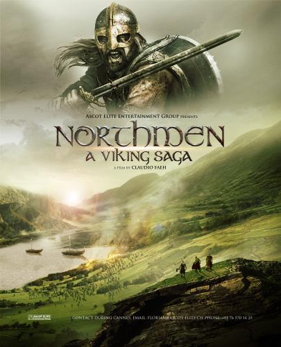 Johan Hegg (Amon Amarth) en nueva saga vikinga!