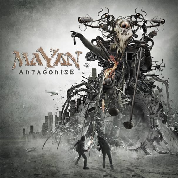 Mayan revela la portada de su nuevo álbum