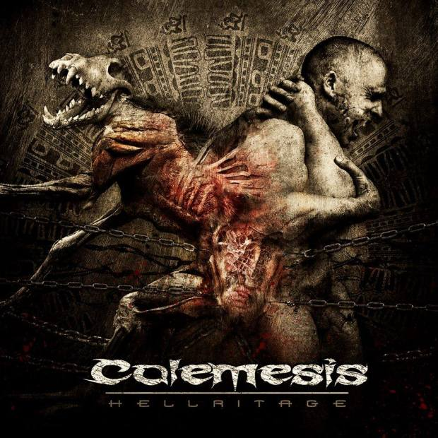 colemesis- hellritage 2013 cover