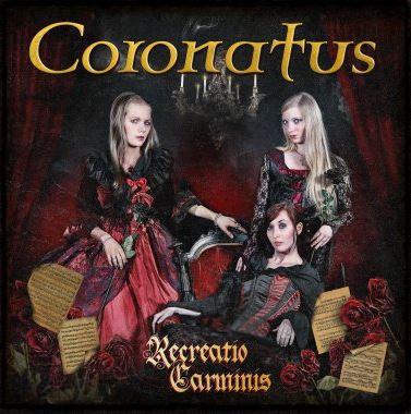 Escucha el previo del nuevo álbum de Coronatus