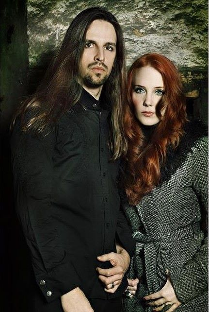 simone simons and oliver p