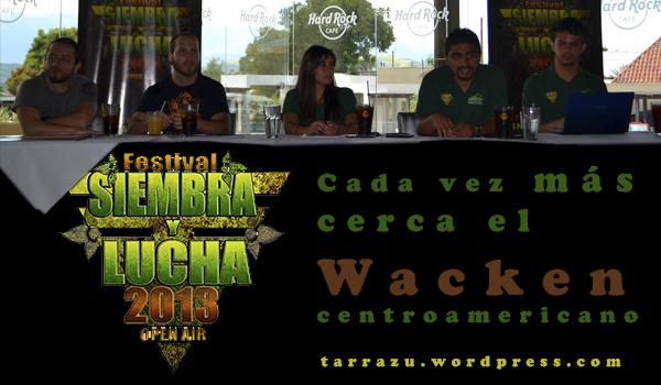 Nueva info sobre Siembra Y Lucha 2013