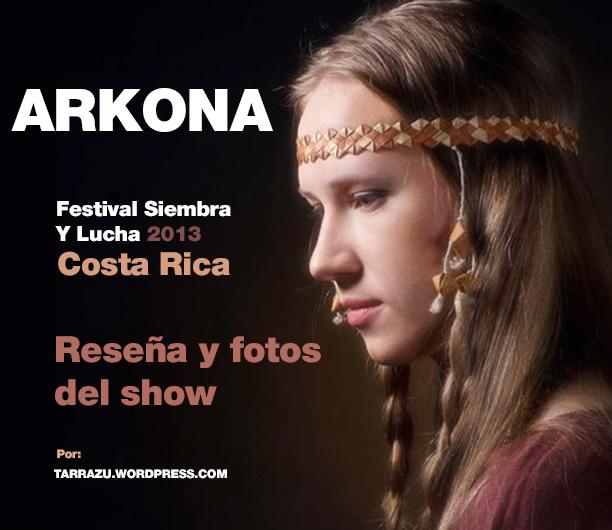 arkona en cr show review
