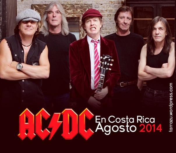 Ac/Dc en Costa Rica?