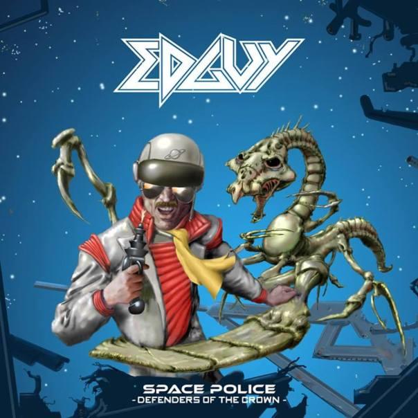 Nuevo álbum de Edguy muy pronto!