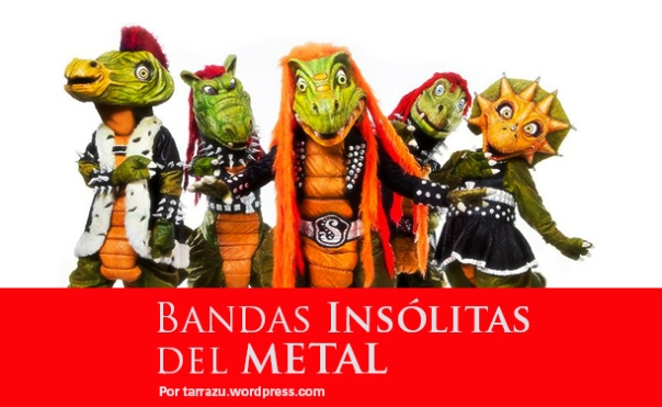 metal unusual bands