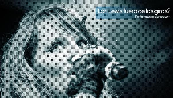Lori Lewis (THERION) fuera de las giras