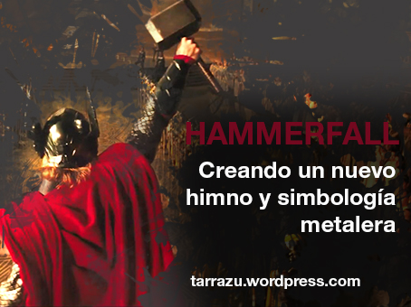 hammerfall metal`s hym