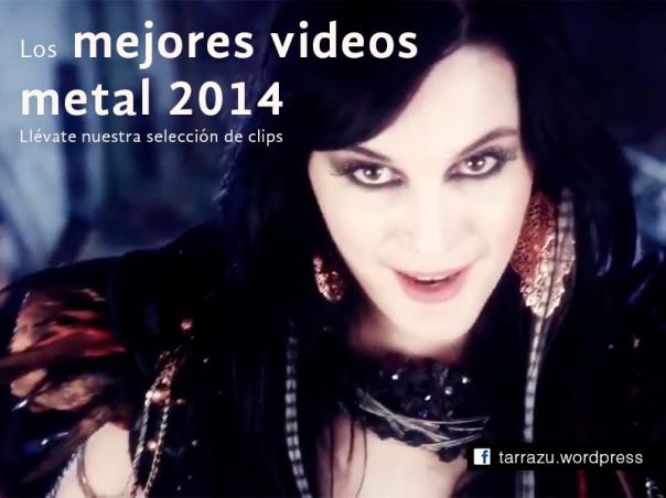 mejores videos metal 2014