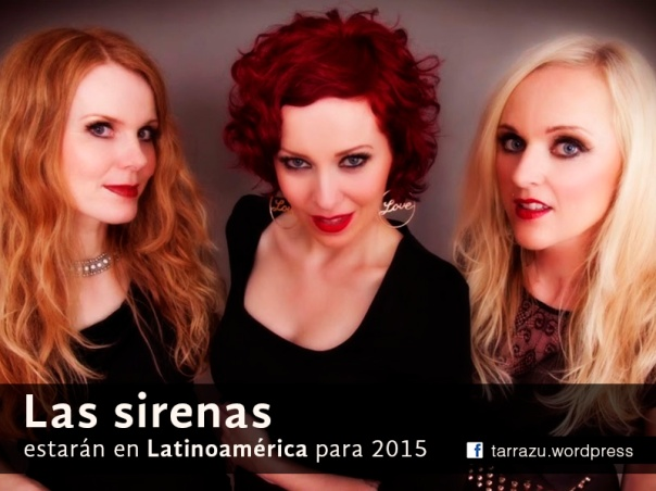 the sirens latin america 2015