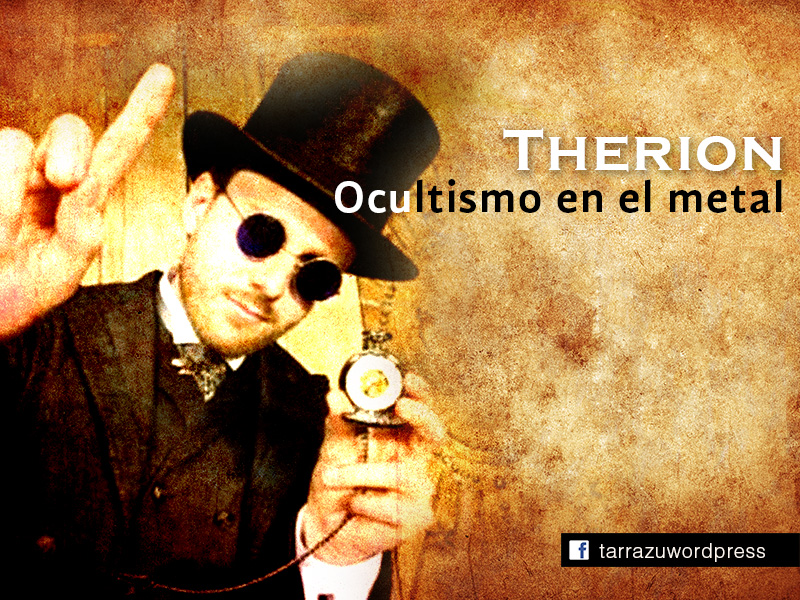 therion ocultismo en el metal