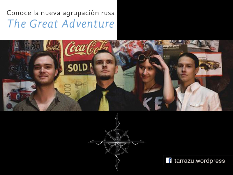 The Great Adventure new rusian metal band