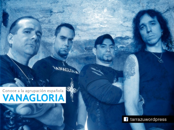 VANAGLORIA NEW 2015 ALBUM