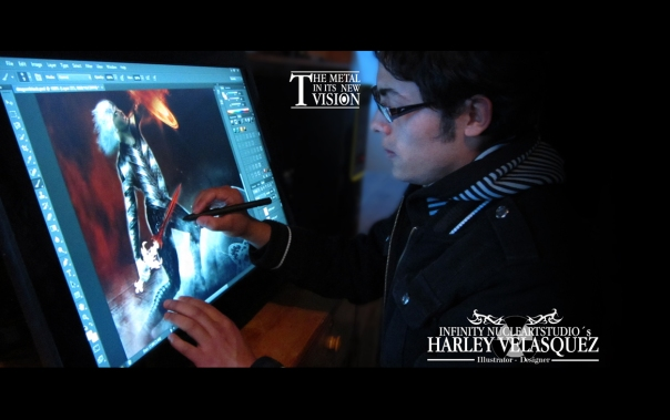 Harley velasquez art 2015