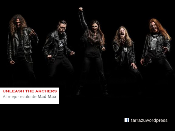 UNLEASH THE ARCHERS tarrazu 2015