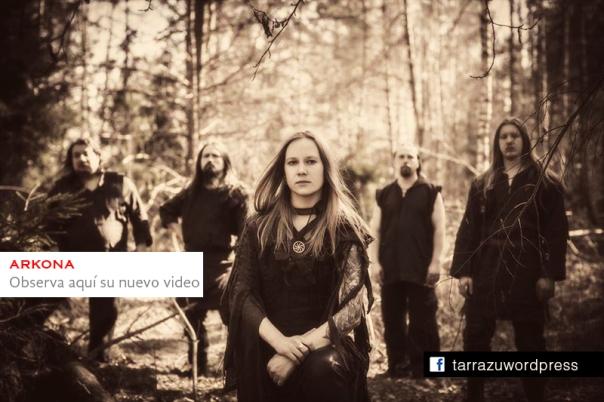 arkona new video 2015