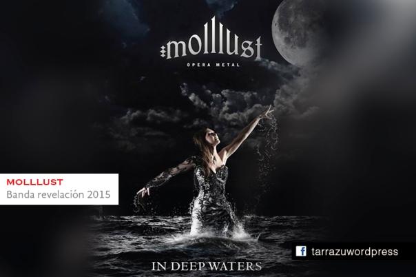 molllust 2015 band
