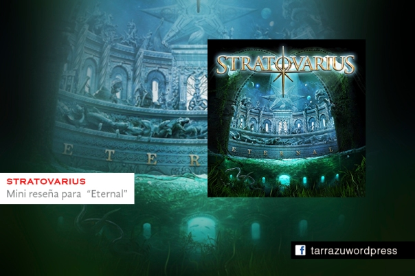 stratovarius review eternal 2015