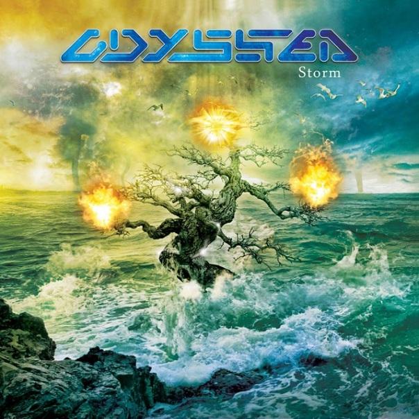 Odyssea Storm 2015 album