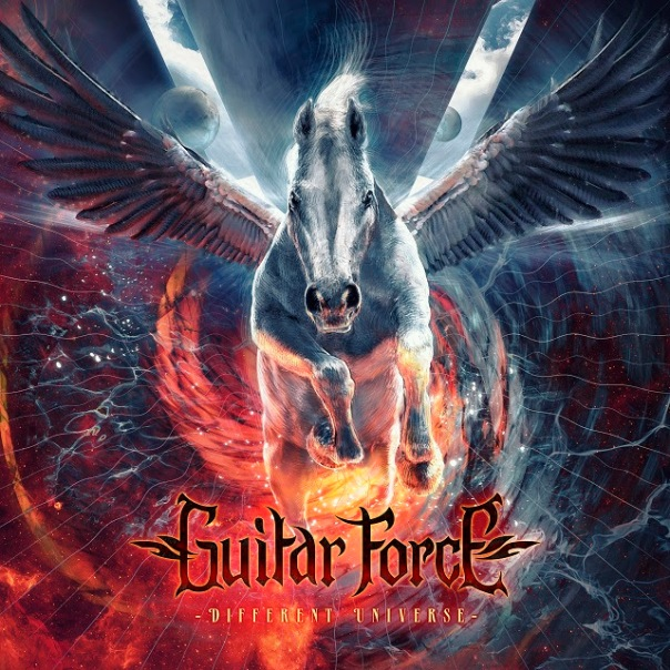 guitar force new album 2016
